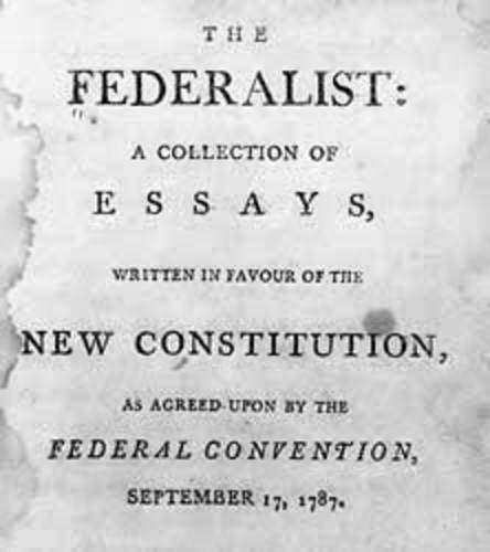 Transcript of Federalist Papers, No. 10
