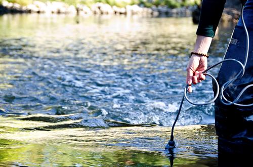 Teaching Analyze & Interpret Data: Water quality analysis