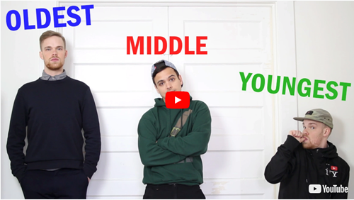 Does Birth Order Affect Your Personality? [video]