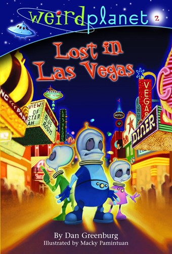 Weird Planet 2: Lost in Las Vegas