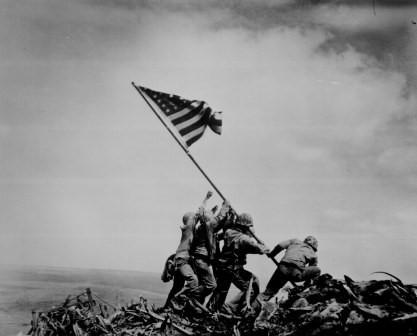 Okinawa and Iwo Jima