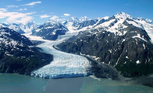 Teaching Erosion and deposition by glaciers