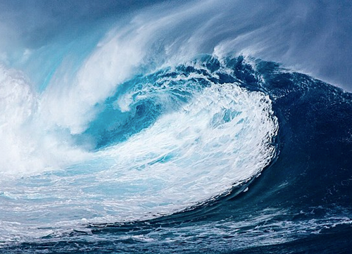 Teaching Describing Water Waves