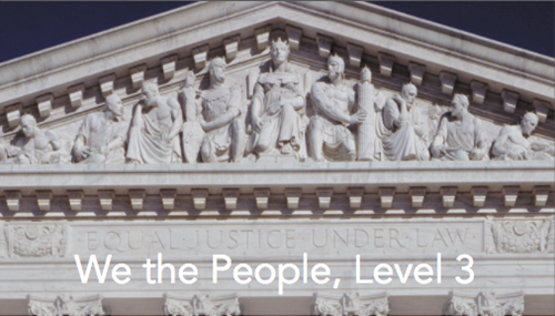 Lesson 25: What Is the Role of the Supreme Court in the American Constitutional System?