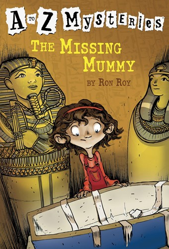 A to Z Mysteries® The Missing Mummy