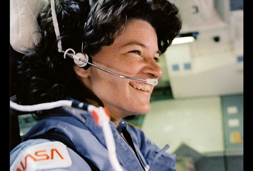 Teaching NASA Celebrates 30th Anniversary Of First American Woman In Space: Sally Ride