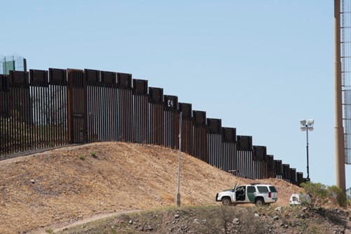 The Border Wall: What's Stopping the President?