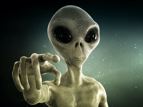 Teaching I'm an astronomer and I think aliens might be out there