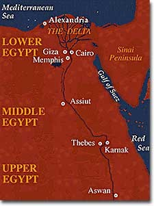 Dynasties of ancient Egypt