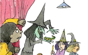 Teaching The Very Wicked Witch and the Village Play