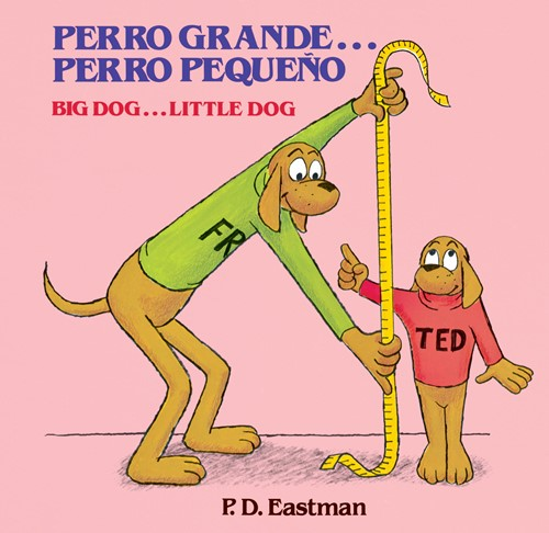 Perro Grande…Perro Pequeno