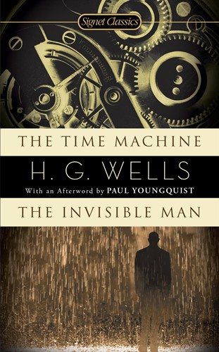 Time Machine, The  / Invisible Man, The
