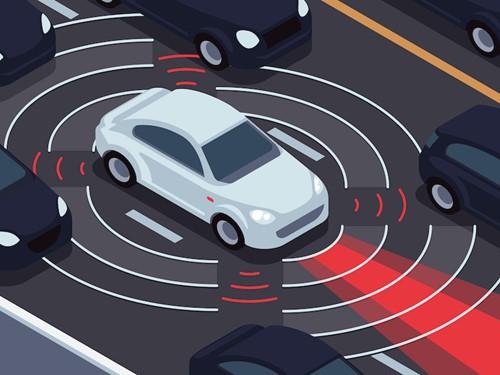 Teaching How do driverless cars see?