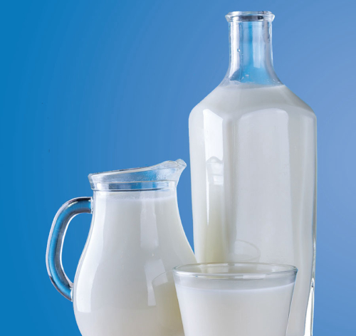 Teaching Making sense of milk