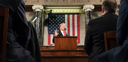 Teaching Five takeaways from Trump's State of the Union speech