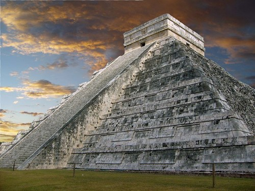 Teaching The cyclical world of the Maya