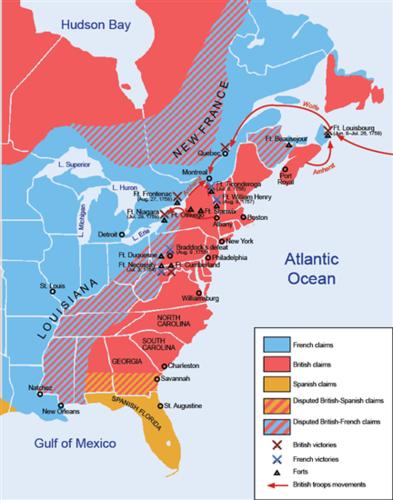 The Seven Year's War: 1754-1763