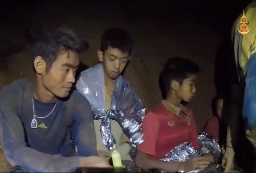 Teaching Thai cave boys: The psychology of surviving underground