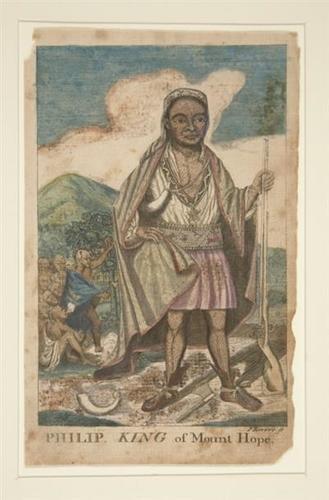 Englishmen and Native Americans