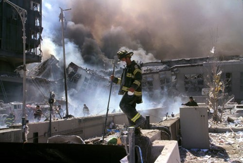 Teaching World politics explainer: The twin-tower bombings (9/11)