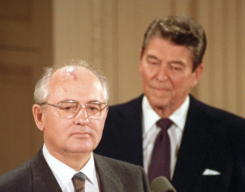 Teaching DBQ: The End of The Cold War