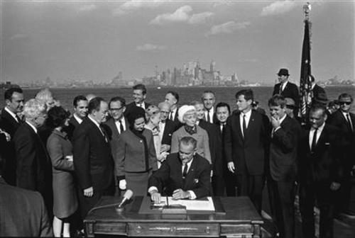 American Immigration: 1965-Today