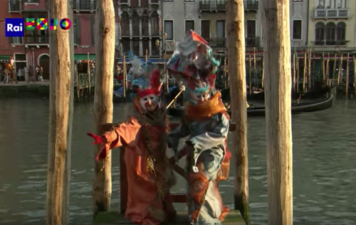 The Carnival of Venice [video]