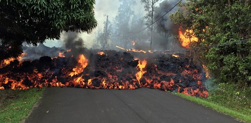 Lava, ash flows, mudslides and nasty gases: Good reasons to respect volcanoes