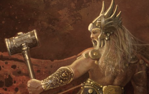Teaching The Recovery of Thor's Hammer: A Tale from Scandinavia